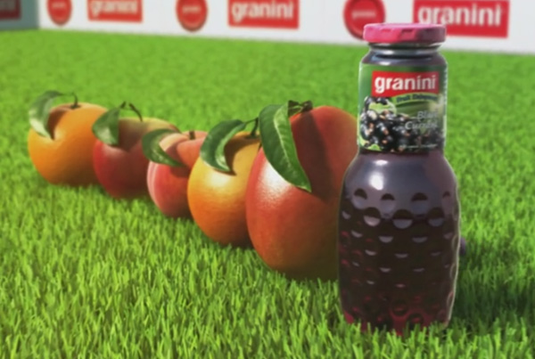 Granini – Fruit National Day 2011